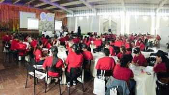 ARRANCA PRIMER ENCUENTRO NACIONAL DE ASOCIACIONES DE CAFICULTORES